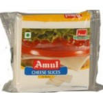 AMUL CHEESE SLICE 200 GM