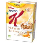 KELLOGGS SPECIAL K -MULTIGRAINS  & HONEY 435 GM