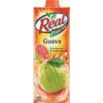 REAL FRUIT JUICE 1 LTR  GAUVA