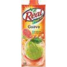 REAL FRUIT JUICE 1 LTR  GAUVA