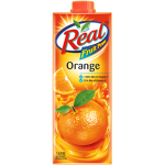 REAL FRUIT JUICE 1 LTR  ORANGE