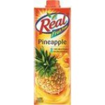 REAL FRUIT JUICE 1 LTR  PINEAPPLE