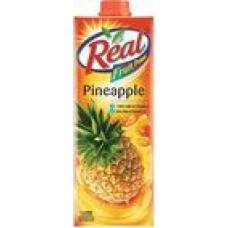 REAL FRUIT JUICE 1 LTR  PINEAPPLE