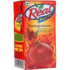 REAL FRUIT JUICE 200 ML POMEGRANATE