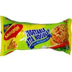 MAGGI VEGETABLE ATTA NOODLES 300 GM