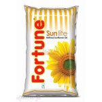 FORTUNE SUNFLOWER OIL 1 LTR