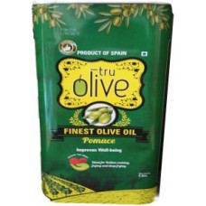 OLIVE OIL TIN 5 LTR