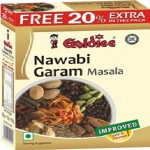 GOLDIEE GARAM MASALA  ( NAWABI ) 100GM