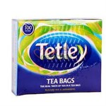 TATA TETLY TEA BAG ( PACK OF 100 )