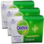 DETTOL SOAP SET OF 4