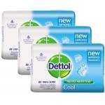 DETTOL SOAP COOL 75*4 GM